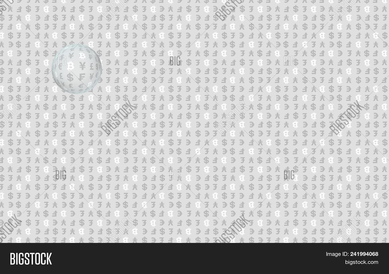 Bitcoin Cryptocurrency Image Photo Free Trial Bigstock