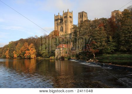 Reflections Of Durham Cathedral