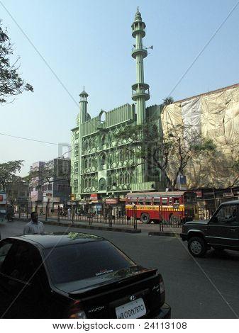 Mosque In Kolkata