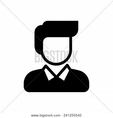 Man, Outlined Human Symbol, Man Vector Icon, Man Image Jpg, Man Isolated Vector