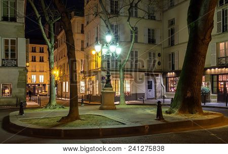 The Famous Place De Furstenberg, Where Delacroix Decided To Live, Is Famous As One Of The Most Charm
