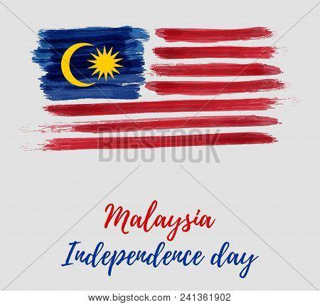 Malaysia Independence Day -  Hari Merdeka Holiday
