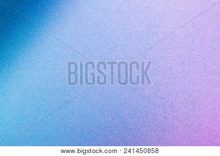 Textured Surface With A Saturated Color Gradient
