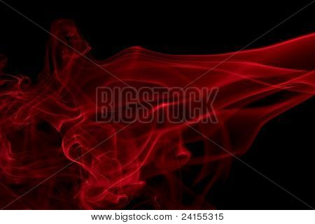 Red Smoke Detail