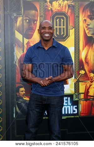 LOS ANGELES - MAY 19:  Michael Beach at the