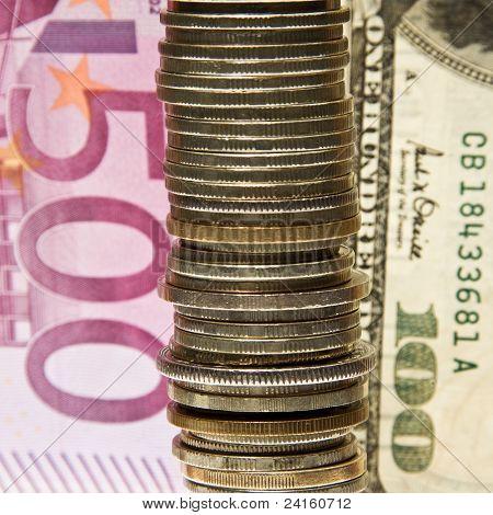Group money