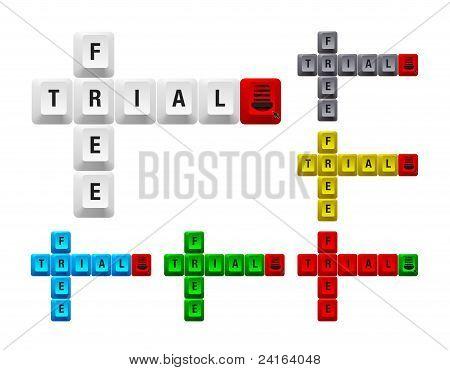 Free trial key
