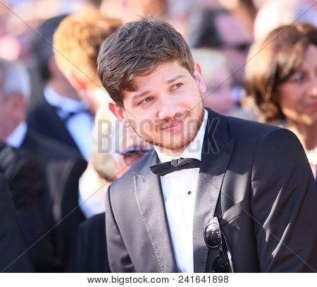 Kantemir Balagov attends Closing Ceremony during the 71st  Cannes Film Festival at Palais des Festivals on May 19, 2018 in Cannes, France.
