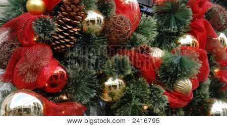 Christmas Decor - Close Up