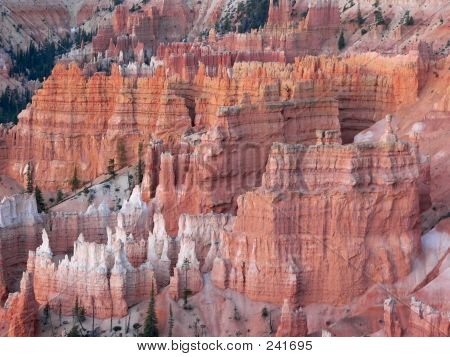 Fins Of Rock, Bryce Canyon