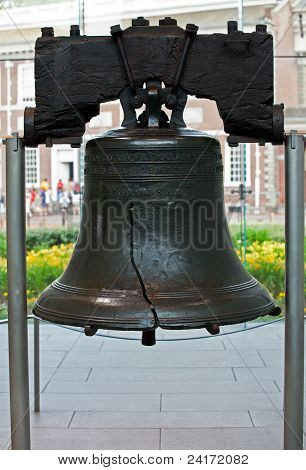 Authentic Liberty Bell