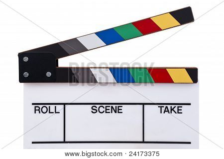 Color Clapperboard