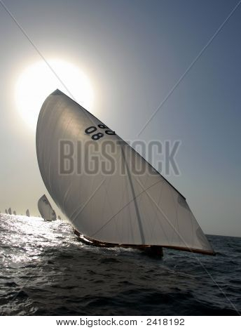 Sailing Ahead Of The Rest