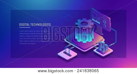 Digital Technologies. Monitoring And Testing Of The Digital Process. Digital Business Analysis. Conc