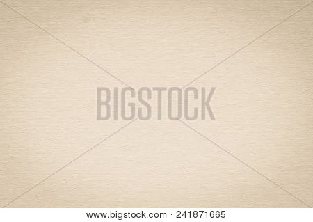 Bagasse Cardboard Or Beermat Recycle Paperboard In Beige Brown Sepia Color Texture Background Made O