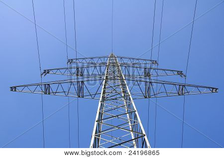 Voltage tower