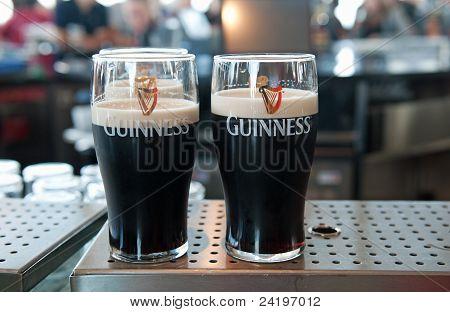 Dois litros de cerveja