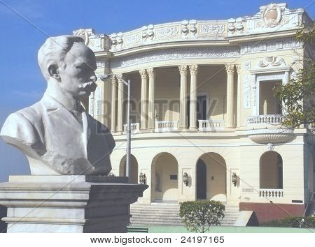 Serafin Sanchez, Cuba