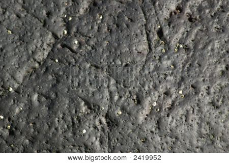 Rock For Background
