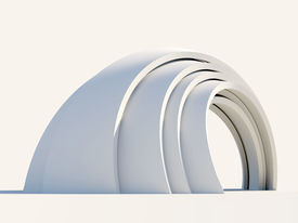 Arch isolated