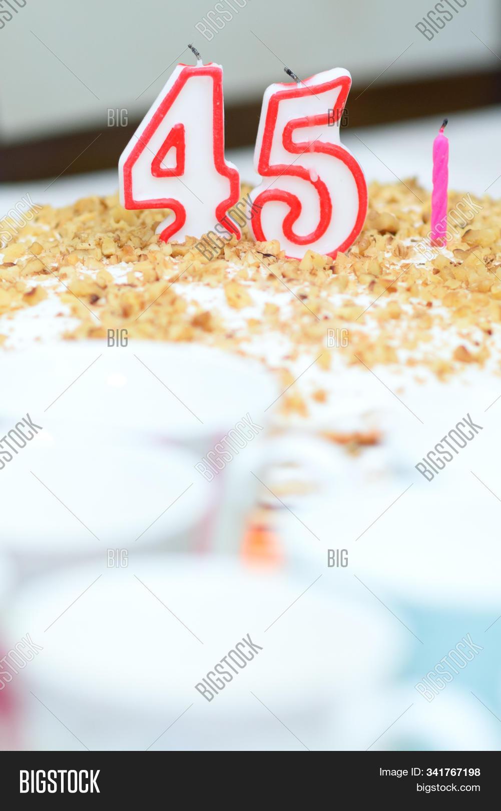 Astounding Real Birthday Cake Image Photo Free Trial Bigstock Personalised Birthday Cards Paralily Jamesorg