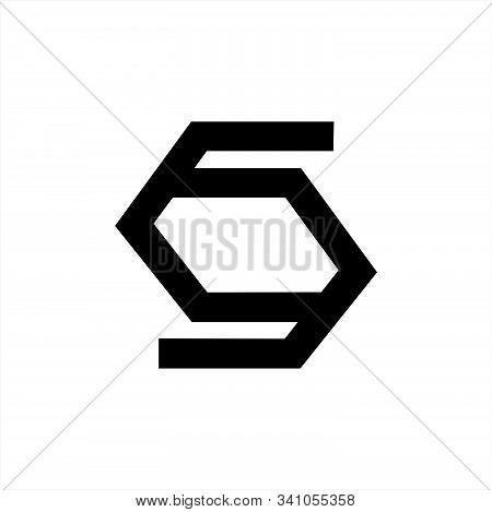 Simple Sod, Sd, Zd, Zo, Dz, Oz Initials Company Logo