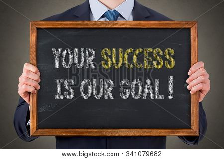 Business People With Their Team Working In Office, Digital Network. Making Business Plan, Business I