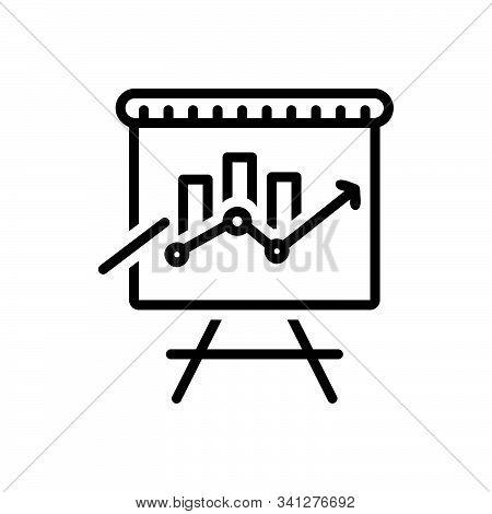 Black Line Icon For Seo-training Seo Training Website Technology