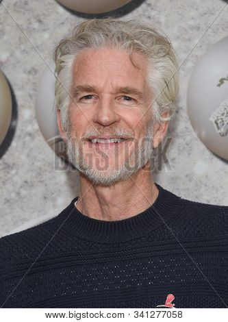 LOS ANGELES - DEC 07:  Matthew Modine arrives for the Brooks Brothers Holiday Celebration Honoring St. Jude on December 07, 2019 in West Hollywood, CA