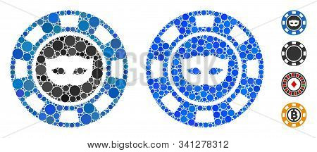 Anonymous Casino Chip Vector Photo Free Trial Bigstock