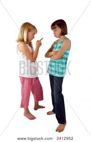 Sisterly Argument