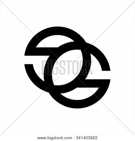 Gg, Gog, Eg, Eog, Esg Initials Company Logo