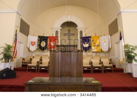 Church Podium