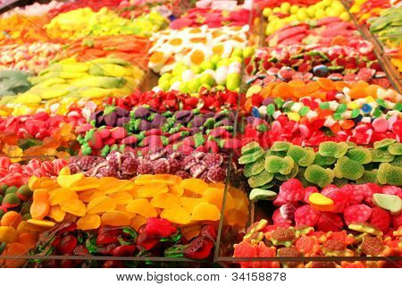 various Candy