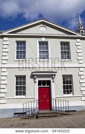 Marx Memorial Library In London