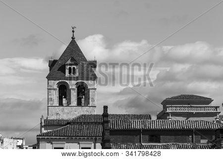 The Basílica De San Isidoro De León Bell Tower