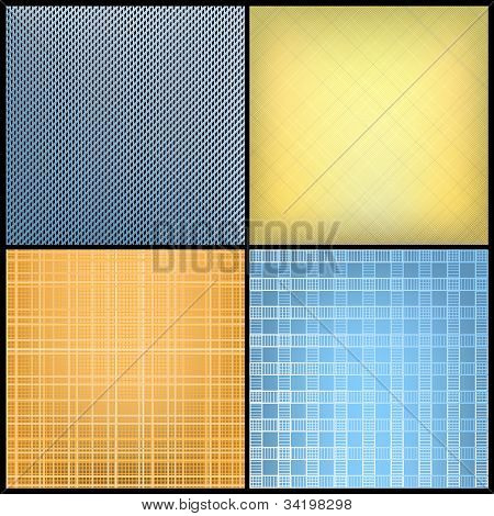 Four Background Samples