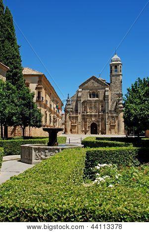 Church, Ubeda, Andalusia.