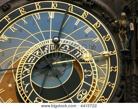 Astronomical Clocks, Prague