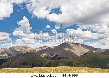 San Luis Peak, Rocky Mountains