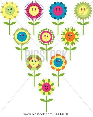 Cute Flower Variation