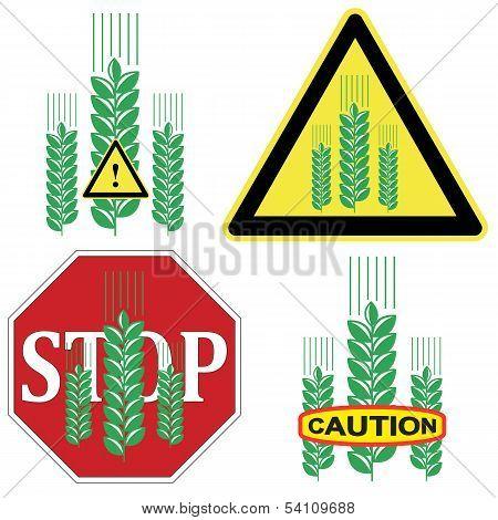 Caution Grains