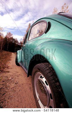 Volkswagen Beetle model 1300