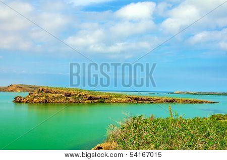 Island Landscape