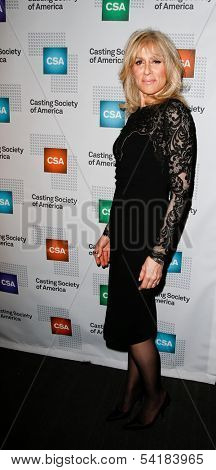 NEW YORK-NOV 18; Actress Judith Light attends the CSA 29th Annual Artios Awards ceremony at the XL Nightclub on November 18, 2013 in New York City.