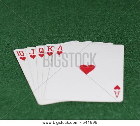 Royal 5 Card