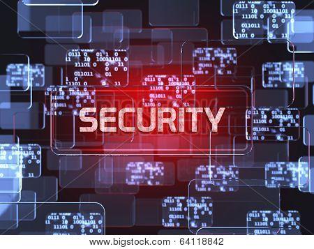Security Screen Concept