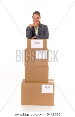 Secretary Postal  Package