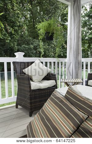 Outdoor Decor - Seating Area