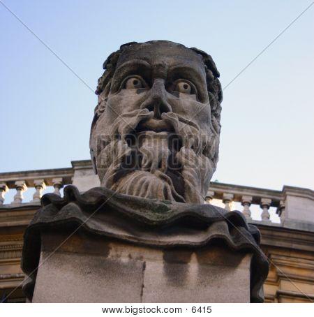 Gargoyle Sculpture